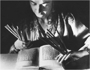 I Ching and using fortune sticks