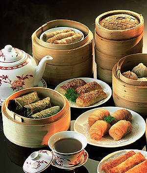 yum cha or chinese dimsum